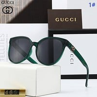 GUCCI New fashion polarized travel sun protection glasses eyeglasses women 1#