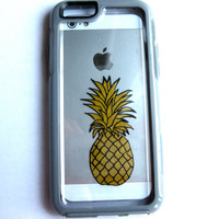 OTTERBOX Symmetry iPhone 6 case, case cover iPhone 6 otterbox,iPhone 6otterbox case,otterboxiPhone 6, otterbox, gold pineapple otterbox case