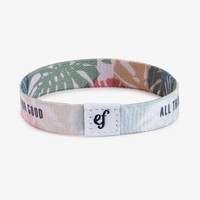 All Things For Good Reversible Wristband