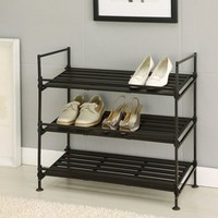 Neu Home 3 Tier Shoe Rack