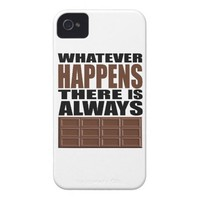 Whatever Happens There is Always Chocolate