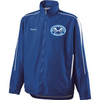 Williamsville South HS Mens Lacrosse Aggression Jacket