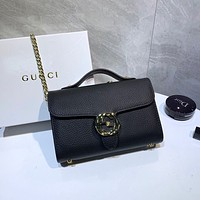 Gucci Women Leather Shoulder Bag Satchel Tote Bag Handbag Shopping Leather Tote Crossbody Satchel Shouder Bag