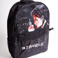 My Chemical Romance Official Store - MCR 3 Cheers Backpack