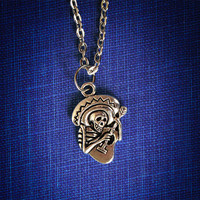 Day of the Dead Charm Necklace