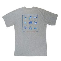 Catch The Summer Tee by Southern Proper