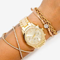 Bling Crush Arm Candy