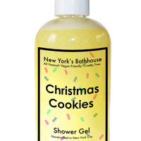 Christmas Cookies Shower Gel