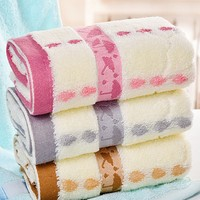 Random Color Bath Towel 1pc