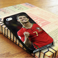 Cristiano Ronaldo Idol Star   For iPhone 4/4S Cases   Free Shipping   AH1162