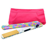 Chi Home CA1107 Flat Iron, 1 Neon Aztec - Hair Care - Bed & Bath - Macy's