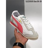 PUMA ROMA OG NYLON Cheap Women's and men's puma Sports shoes
