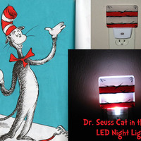 Dr. Seuss Cat in the Hat LED Night Light
