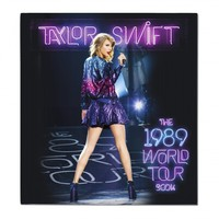 The 1989 World Tour™ Tour Book