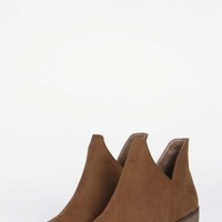 Tess Cut Work Ankle Boot
