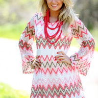 Stand Out Belle Sleeve Dress.