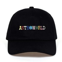 """Astroworld"" dad hat"