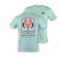 Palmetto Moon | Simply Southern Lobster T-shirt | Palmetto Moon