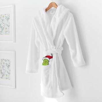 The Grinch™ Patch Robe
