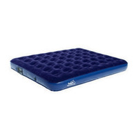 Queen Air Bed with Built-In Pump