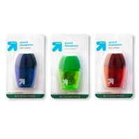 up & up™ 1-Hole Non-Powered Pencil Sharpener - 1 ct