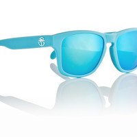 Cruiser Sunglasses: Galactic Blue
