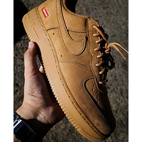 Nike Air Force 1 Low Sup Brown 2021 Sneakers Shoes