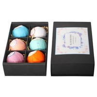 6pcs/pack Handmade Bath bombs