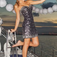 Homecoming dresses by Blush Prom Homecoming Style C063