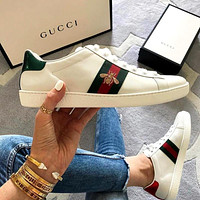 Gucci Woman Men Fashion Casual Sneakers Sport Shoes