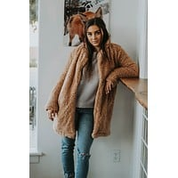 Whitney Coat (Camel)