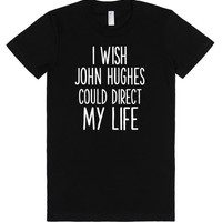 i wish | Juniors T-Shirt | SKREENED
