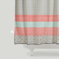 Dhara Shower Curtain - World Market
