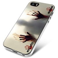 Walking Dead all infected iPhone 5 | 5S | 5SE Case Planetscase.com