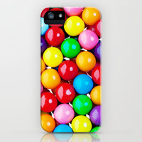 Life is like hard candy iPhone Case by PetekDesign | Society6