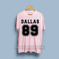 Dallas 89  - High Quality Tshirt men,women,unisex adult