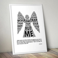 Weeping Angel, Doctor Who - Printable Poster - Digital Art - Download and Print