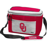 Oklahoma Sooners NCAA 12 Can Soft Sided Cooler