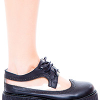 Kelnarchy Clear Stinger Creepers Black/Clear