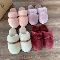 UGG New plush slippers