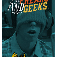 Freaks and Geeks 11x17 inch poster
