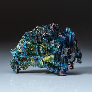 Genuine Bismuth Crystal (173.6 grams)