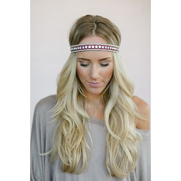Make Me Blush Headband