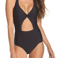 BCA Cutout One-Piece Swimsuit | Nordstrom