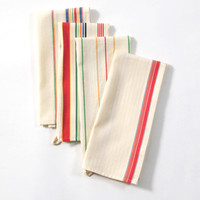 Sliced Bread Striped Towels