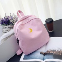 Sailor Moon Canvas Backpack