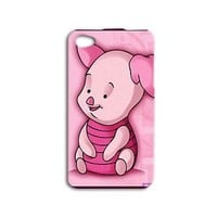 Pink Cute Disney Pig Case Adorable iPhone iPod Cool Cover Funny Cool Phone