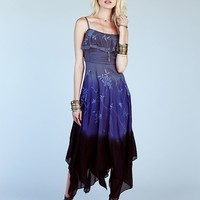 Free People Diaphanous Damsel Party Dress