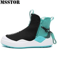 MSSTOR 2018 Spring Autumn Running Shoes For Women Outdoor Athletic Ladies Sneakers Breathable Walking Sport Shoes Woman Brand