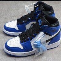 HCXX 19Aug 392 Air Jordan 1 Retro High OG 575441-403 Skateboard Shoes Breathable Casual Sneakers